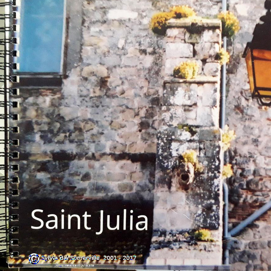 Saint Julia par Sylvia Somerville